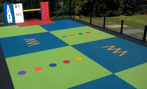 Primary Spaces MUGA installation-498x300