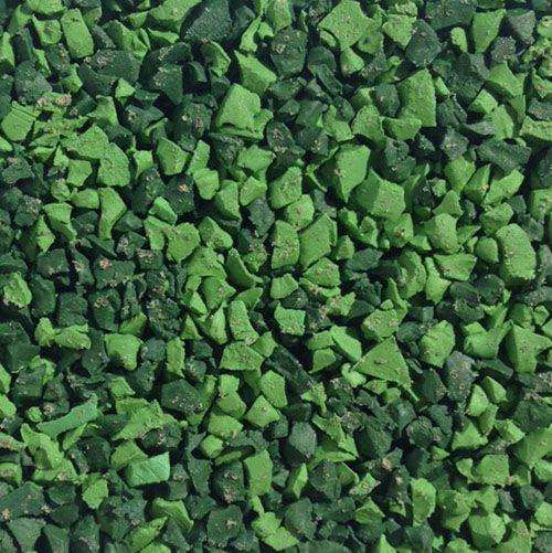 Green mix wet pour