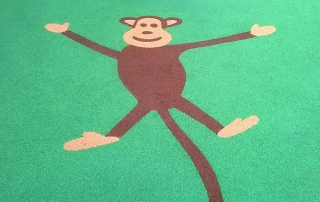 monkey graphic