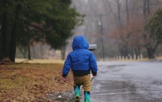 Outdoor Play In Winter