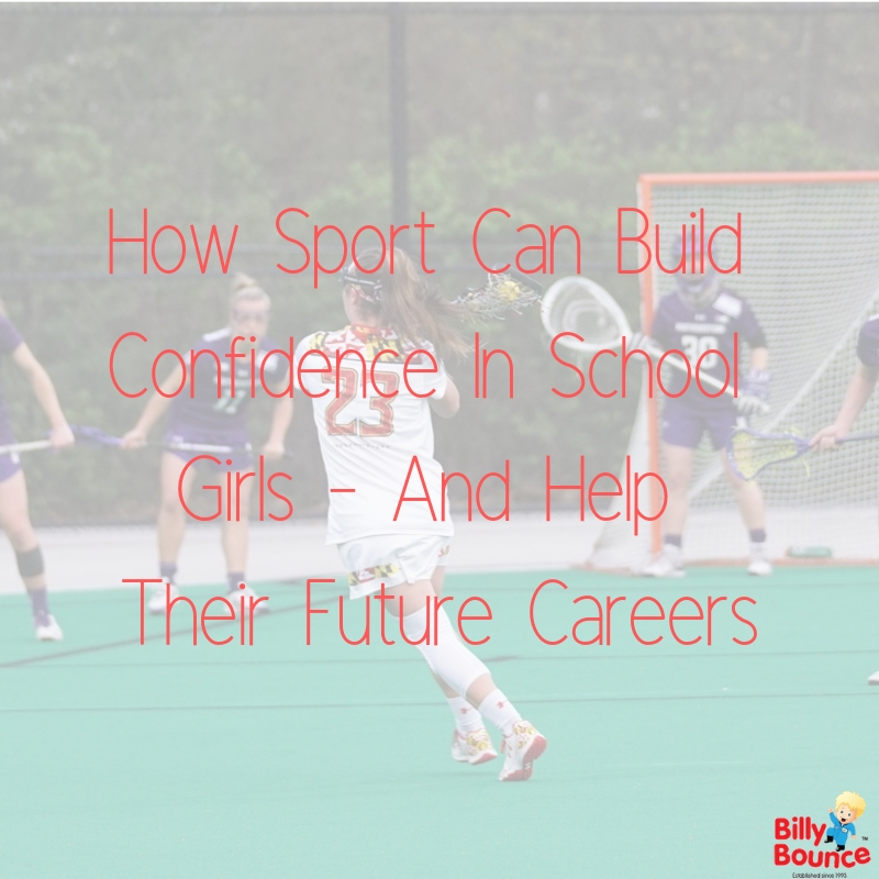 Using Sport To Build Confidence In Girls